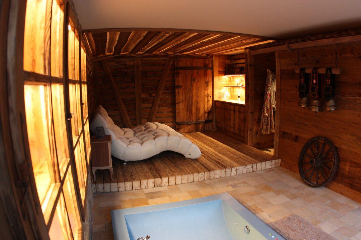 Sauna-Erlebnisanlage privat